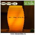 Alta qualidade branco Super água Matrix LED vela artificial
