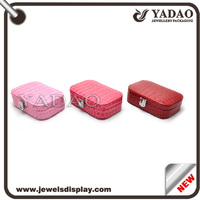 PROMOTION Fashion jewelry Accessories box plate stud earrings storage box Married Birthday Grown Up Gifts