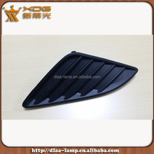 Used car parts halogen round fog lamp parts, lamp parts cover , fog light case for carmy 2012
