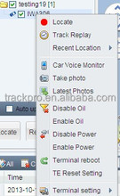 Real Time tracking Cheap GPS Tracking software, Mini Global software for elder cars kids animals