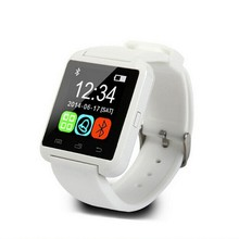 Stainless steel watch Bluetooth Sync calling,sms,music for for iPhone6 for Samsung S4/Note 2/Note 3 & Android Smartphone