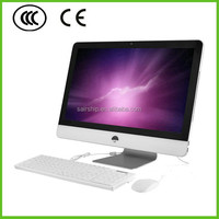 "23.6"" all in one pc/business desktop Core i3 i5 i7 all in one pc"