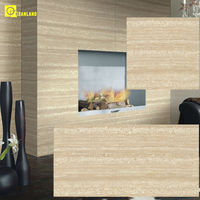 good quality travertine porcelain floor tile 600x1200