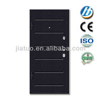 AJ-028 louver screen door knock down packing steel door frame lowes wrought iron exterior entry doors with glass