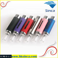 The latest design e cigarette woo tank system atomizers