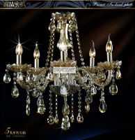 2015 Decorative 100% K9 Crystal for home Mosque Cristal Chandelier
