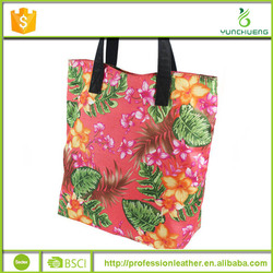 2015 Hot Sale High Quality Colorful Popular Foldable Shopping Bag for Women