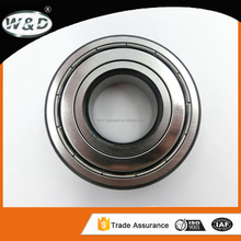 Chinese 6205 ball bearings diameter-52mm 25X52X15 for unique and popular modules