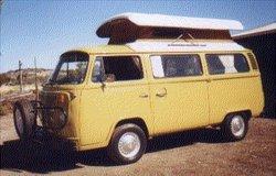 VW Campervans and Bus
