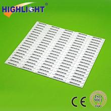 Highlight EAS AM 58KHz label AL001/ supermarket anti-theft soft sticker/retail security soft tag