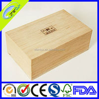 small unfinished wooden boxes wholesale with unique design