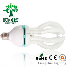 45w gu10 spiral cfl/skd energy saving lamps/lotus CFL energy saving lamp