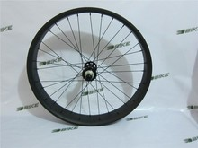2015 DSBIKE Perfect Performance 26er carbon wider wheelset, 80mm width Tubeless compatible Fat Bike wheels