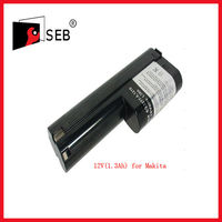 Power tools battery 12V(1.3Ah)for Makita Cordless Drill Battery for Hitachi