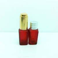 10 ml color glass jars with lid cosmetic frosted glass bottles wholesale