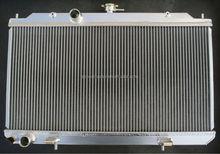 Auto Aluminum radiator for NISSANs SENTRA SPEC V 00-05 MANUAL