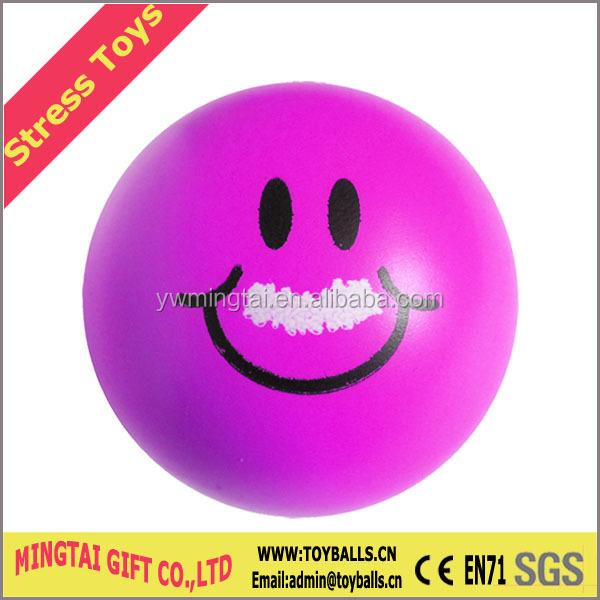 Anti Stress Ball/Mini PU Stress Reliever Toys