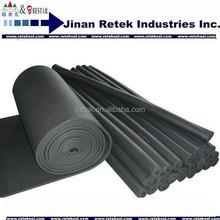 NBR Rubber Foam Pipe Insulation Tube