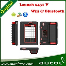 launch Bluetooth/Wifi Launch X431 V use golo connector to connect to his smart phone
