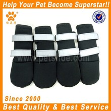 JML Pet Accessories Dog Paw Protectors Dog Walking Boots Dog Shoes for Winter