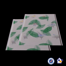 Hot stamping pvc ceiling decorative building material made in china