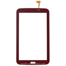 """RED Outer Glass Touch Screen Digitizer For Samsung Galaxy TAB 3 SM-T210R 7"""""""