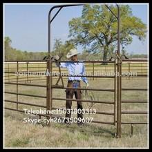 cheap hot sale galvanized farm gates / metal farm gates (ISO9001,CE)