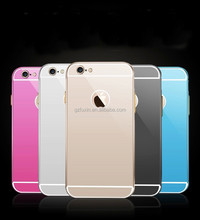 Hot Selling High Quality Cheap Case Aluminum Back Cover Case For iPhone 6