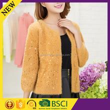 Cool coton modèle crochet fournisseur fantaisie chine couleur tricot usine ODM chandail