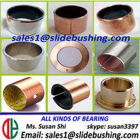 slide shoe bearing dx bush stainless oil free bushing / washer auto bushing