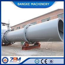 High drying performance coconut fiber rotary dryer machine
