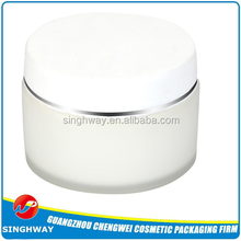 Biodegradable Cosmetic containers PP cream plastic jar