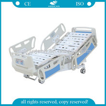 AG-BY008 CE ISO qualified with CPR function electric patient bed