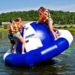 QH-WT-16-inflatable planet saturn,inflatable saturn water toys