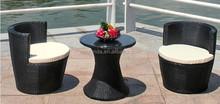 High Quality Aluminum Frame PE Rattan Outdoor Furniture