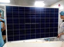 high efficient poly solar panels of pv 250w poly solar panels for home