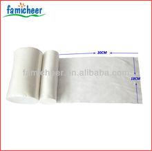 Biodegradable 100% Bamboo Viscose Diaper Nappy Liner
