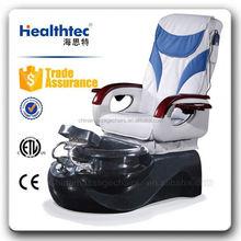 pedicure spa massage chair for beauty salon/healthtec/model F888A36