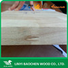 Solid wood wall Panels25mm/Linyi wooden factory / finger joint panel, board