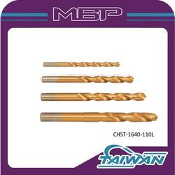 Taiwan Car Parts For HSS DIN338 M2 Power Tool Drill Bit
