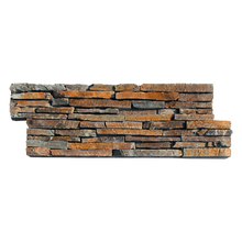 Super Thin Stacked Natural Slate Cultured Stone Veneer