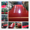 Highlight Dark Red PPGL Steel Coil to Myanmar from Camelsteel