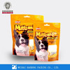 High quality food plastic bags for pet treats for dog treats