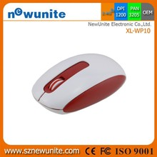 Alibaba.com supplier best selling mini mouse 2.4 G cordless usb optical mouse
