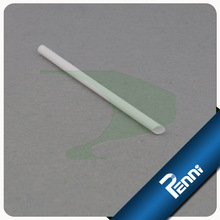 Food Grade PP Unwrapped A Drinking Straw