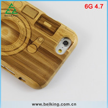 Hard Case for iphone 6, for iphone 6 bamboo Case, Wooden case for iphone 6