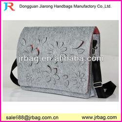 Designer shoulder felt women handbags