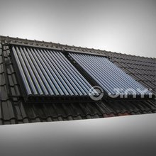 2015 new design solar energy product heat pipe solar collector