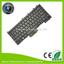 Original KR651 NMB SN5082 ESD83 Laptop Keyboard for DELL Latitude E6400 E6500 French Canadian