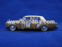 1:43 Miniature Replica Car Automobile Vehicle Model Resin Toy Art Display Collectible Sample OEM Museum Quality